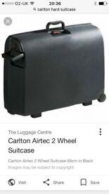 Carlton Airtec 2 wheeled suitcase