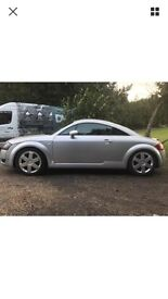 Audi tt 225bhp for sale or swaps
