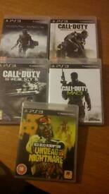 Ps3 games perfect condition