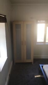 Double room to let in first floor maisonette.