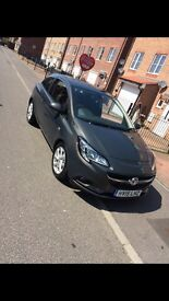1.4 Vauxhall Corsa ecoFLEX Excite. Excellent Condition. Metallic Astroid Grey.