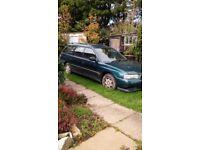 Subaru Legacy Classic Estate