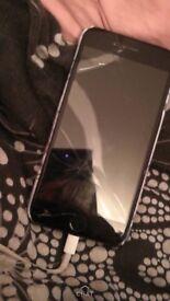 Matt black iphone 7 16g