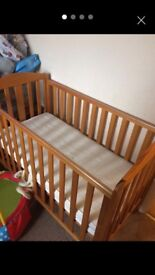 Cot need gone asap