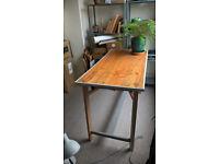 Hand-crafted Scandi Style Pine Desk