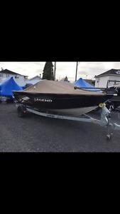 2006 legend boats XCALIBUR 19