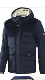 ** NEW PRICE** Adidas men's navy coat, brand new with tags