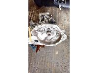 Vauxhall Corsa D gearbox 5 speed
