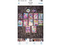 Collection barbie dvds good condition