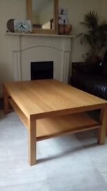 Ikea coffee table in excellent condition