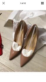 Christian Louboutin Heels ladies brand new uk Size 1