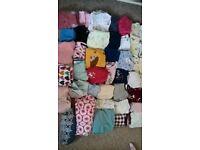 baby girls bundle 100+ items 0-6+months