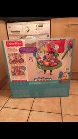 Fisher price Laugh and learn puppy activity jumperoo *Brand new in box - unopened/unused*