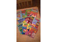 13 Jeremy Strong children's books