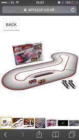 Real fx racing slot less racing skieclctrics