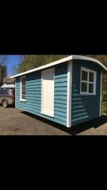 Shepherd hut/ little house/ office