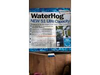 Waterhog 51litre water carrier. Caravan/motorhome