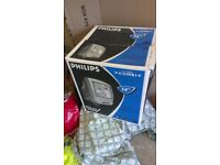 """Philips 14"""" TV Video Combi & VHS Tapes collection"""