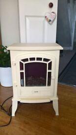 Brand new log burner electric fire. Plug in.