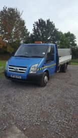 2008 Ford transit tail lift