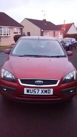 Low Mileage - Ford Focus Zetec - For Sale