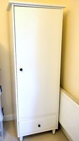 Ikea Hemnes Single Wardrobe ideal for Children Excellent Condition No Offers