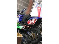 Yz 85 bored out to a 100