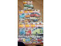 VW campervan magazines