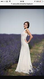 The Hepburn - wedding dress