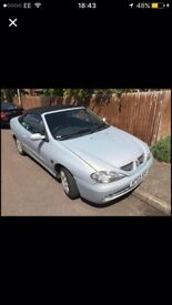 renault megane convertible for sale