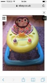 NEEDS GONE ASAP Baby walker