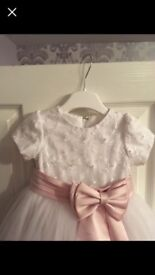 Sarah Louise occasion dress aged 3