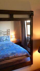 5 piece bedroom furniture set - Balinese wood