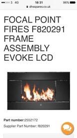 Evoke wall mounted heater spares