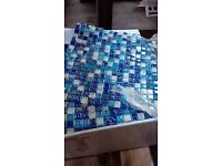 Mosaic tiles - mixed colour. Full boxes - brand new!!