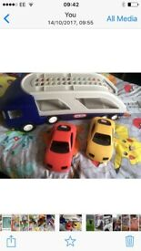 Little Tikes Truck and Cars