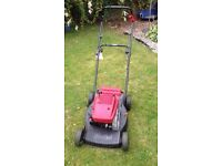 Muirfield lawn mower