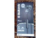 Skull Candy jib bluetooth earphones(new sealed in box)