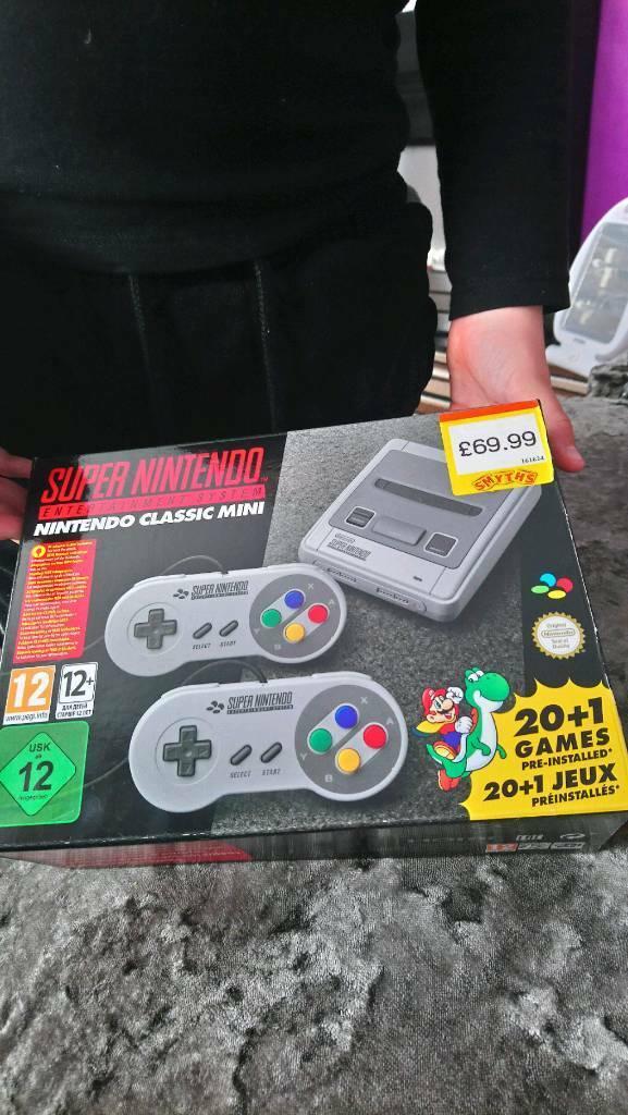 Super Nintendo   in Swansea   Gumtree