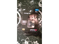 Genuine Integral Micro SD 16GB Ultra Memory Card Class 10 Full HD 3D 40MB/S Original 16 GB Camera