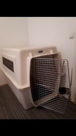IATA approved dog's travel crate/kennel size giant