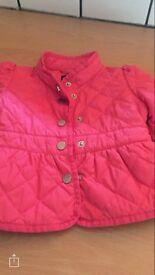 Baby girls Ralphlauren coat