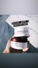 At Home Facial Peel and Neutraliser