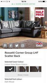 corner sofa, REDUCED must go 600 ono