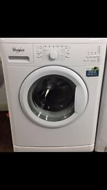 Whirlpool WWDC6400/1 6kg 1400 Spin White A+++ Rated Washing Machine 1 YEAR GUARANTEE FREE FITTING