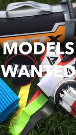 Model for fitness shoot - no specification or experience required