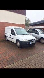 Vauxhall combo 1.3 cdti Crew Van