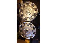 Vauxhall Wheel Trim 24413156 (Pair)