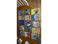 COLLECTION OF 15 VINTAGE LADYBIRD BOOKS 60'S 70'S UP...COLLECTABLE