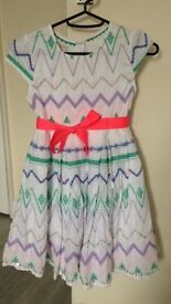 monsoon occasion or summer Dress Age 8